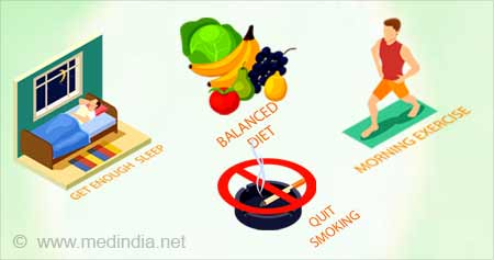 Following a Healthy Lifestyle Cuts Down Diabetes Risk by 75 Percent