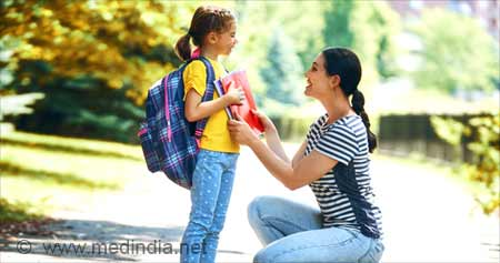 Heavy School Bags may Boost Your Child's Abdominal Strength and Endurance