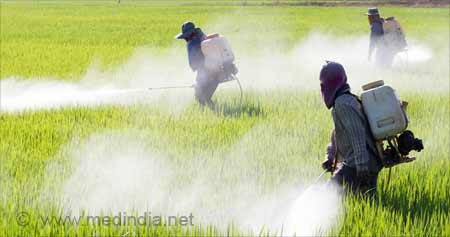 Pesticide Exposure May Up Heart Disease, Stroke Risk