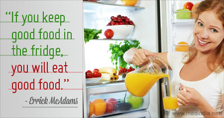 Health Quote on Healthy Eating Habits