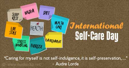 International Self-Care Day