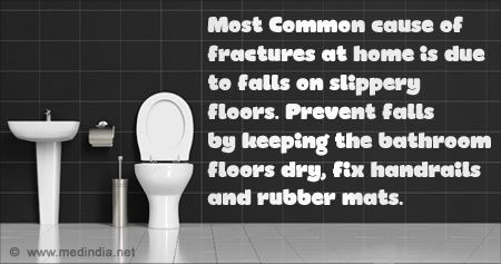 Health Tip to Prevent Falls