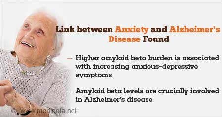 Health Tip on Link Between Anxiety and Alzheimer''s Disease