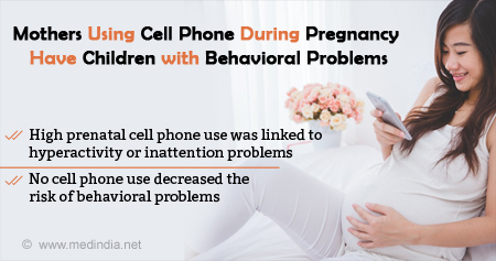 Health Tip on Effects of Cell Phone Usage During Pregnancy