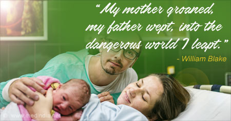 Quote on Childbirth