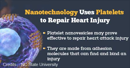 Health Tip on Nanotechnology to Repair Heart Injury