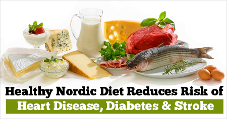 Health Tip on Nordic Diet To Lower Cardiometabolic Risk
