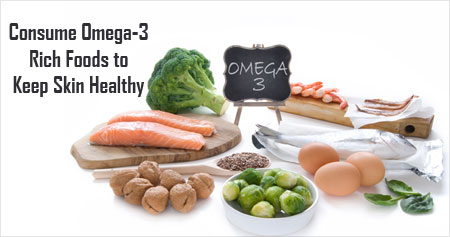 Health Tip on Benefits of Omega 3 Rich Foods