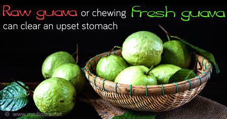 Useful The Benefits of Guava