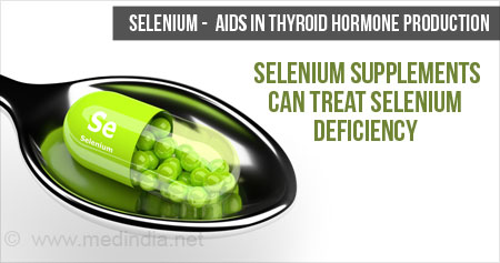 Health Tip on the Benefits of Selenium for the Body