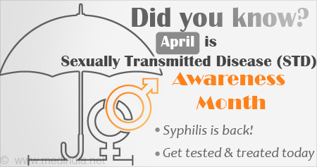 Health Tip on Sexually Transmitted Disease (STD) Awareness