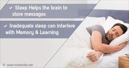 Health Tip on the Benefits of Sleep