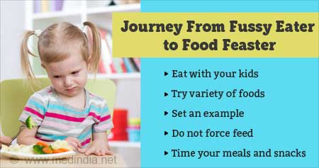 Smart Ways to Encourage Healthy Eating Among Fussy Eaters