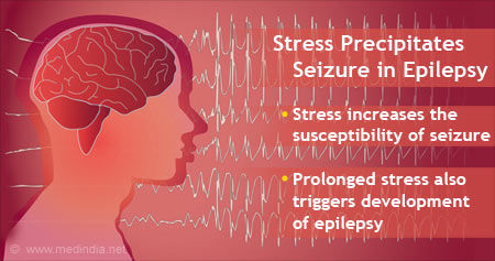 Health Tip on Effects of Stress in Epilepsy Patients