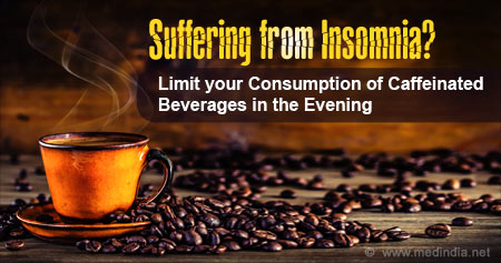 Health Tip to Prevent Insomnia
