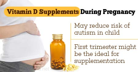 Health Tip on Vitamin D During Pregnancy Can Reduce Autism Risk in Fetus