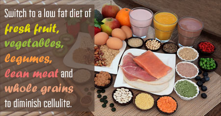 Health Tip to Reduce Cellulite