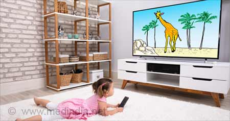 Watching Too Much TV Can Affect Your Child's Sleep