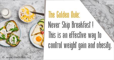Health Tip on Benefits of Having Breakfast