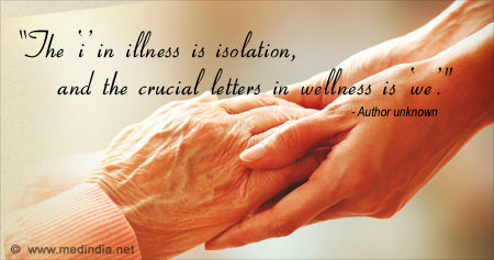 Health Quote on Caring for The Aged