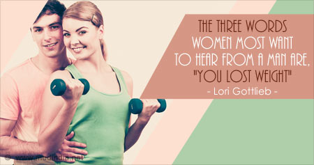 Quote on Losing Weight