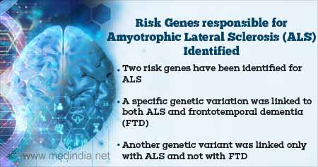 Health Tip on Two Risk Genes for Amyotrophic Lateral Sclerosis (ALS)