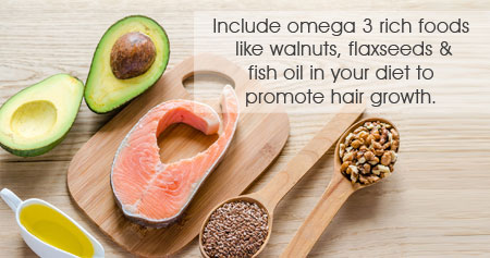 Health Tip to Promote Hair Growth