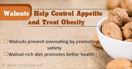 Benefit of Walnuts to Treat Obesity