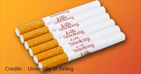 Warnings on Individual Cigarettes can Reduce Smoking
