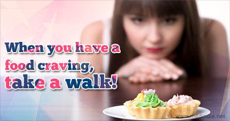Interesting Health Tip to Keep Food Craving at Bay