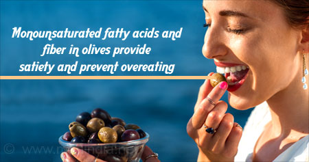 Health Tip on the Benefits of Olives