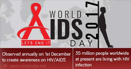 Health Tip on World AIDS Day