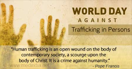 Health Tip on World Day Against Trafficking in Persons