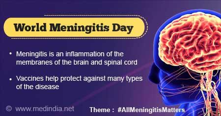 Health Tip on World Meningitis Day