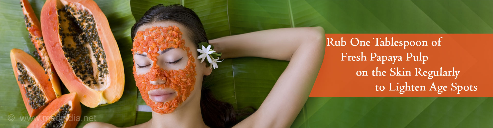 Top 10 Home Remedies to Get Rid of Age Spots