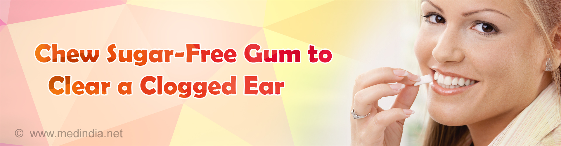 Home Remedies for Ear Blockage