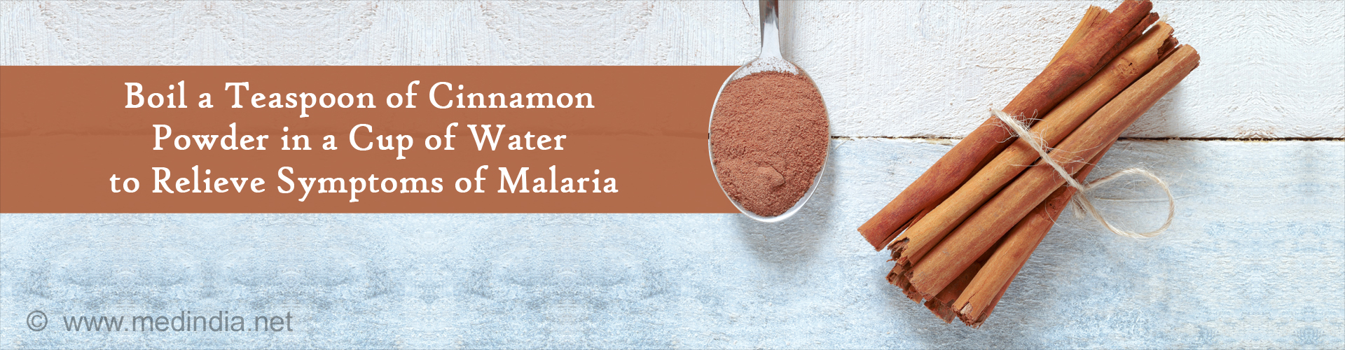 Malaria Treatment - Home Remedy