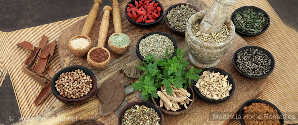 Chinese Herbal Medicine for Allergies