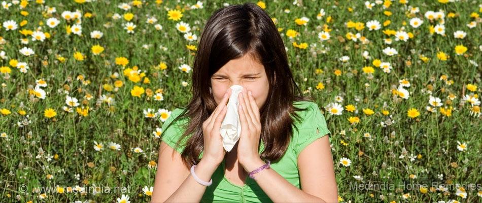 Allergy Tips for Spring