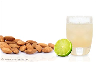 Home Remedies for Lice: Almonds and Limejuice