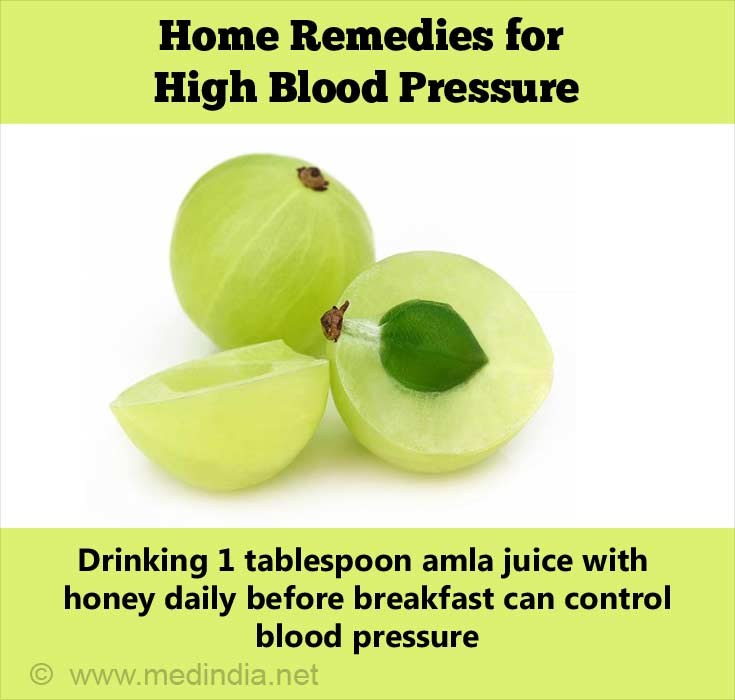 Home Remedies For High Blood Pressure Hypertension