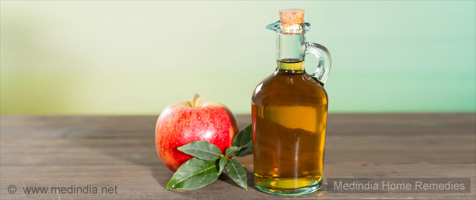 Apple Cider Vinegar for Frizzy Hair