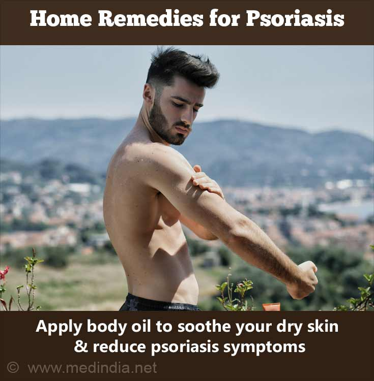 Moisturizer or Body Oil for Psoriasis