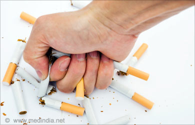 Home Remedies to Improve Eyesight: Avoid Smoking