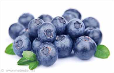 Home Remedies To Curb Urinary Tract Infection: Blue Berries