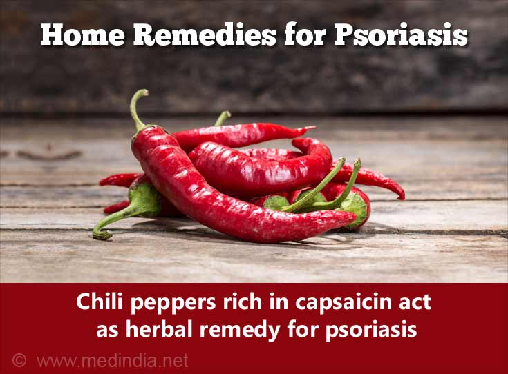 Chili Peppers for Psoriasis