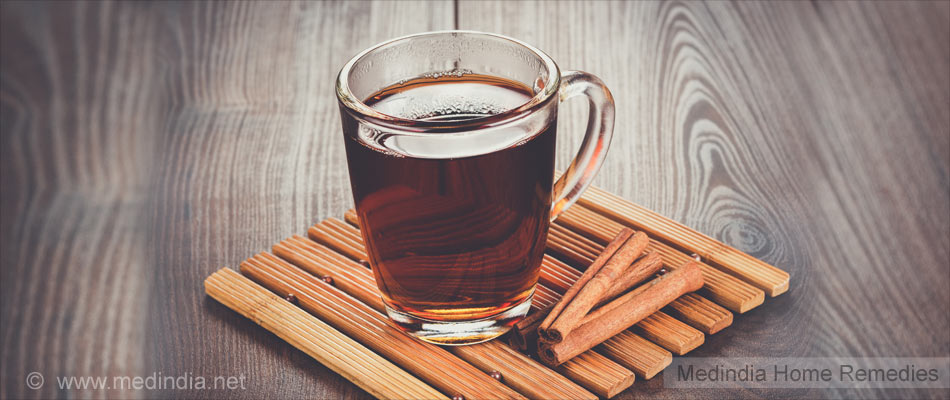 Home Remedies for Pyorrhea: Cinnamon Bark