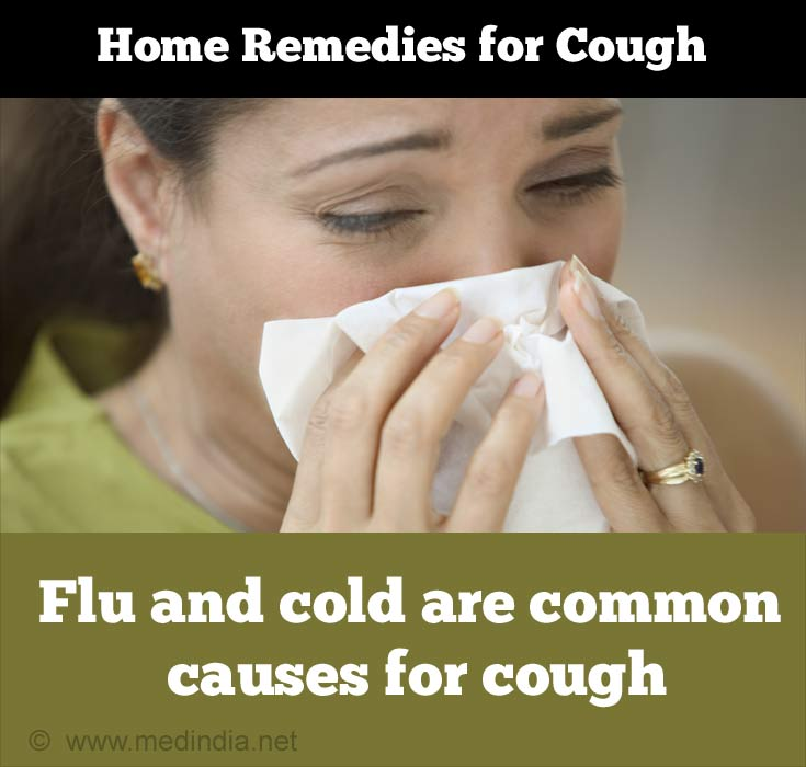Common Causes for Cough