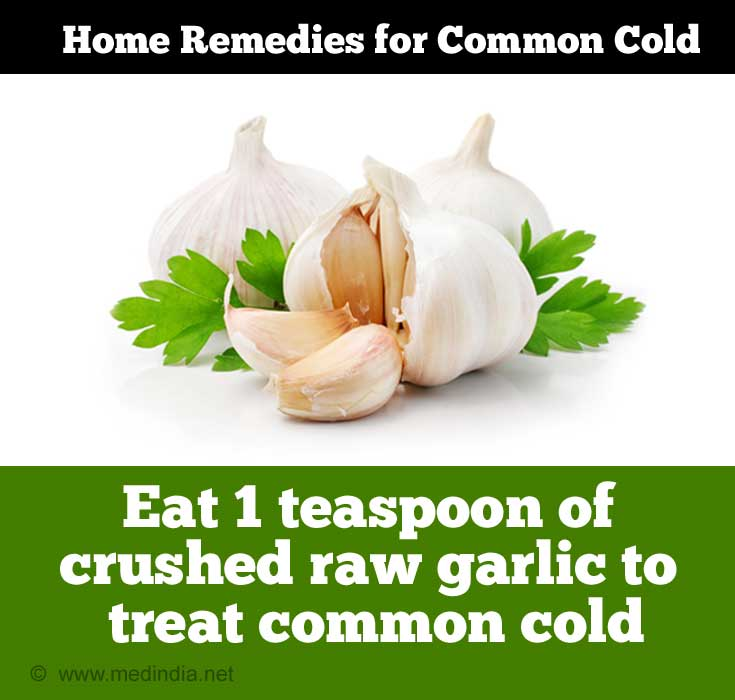 Home Remedies for Cold in Pregnant Women: Garlic