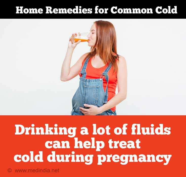 Home Remedies for Cold in Pregnant Women: Vitamin C